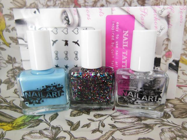 coachella manicure polishes