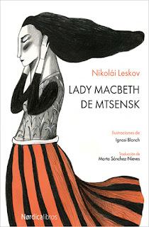 Lady Macbeth de Mtsensk Nikolái Leskov