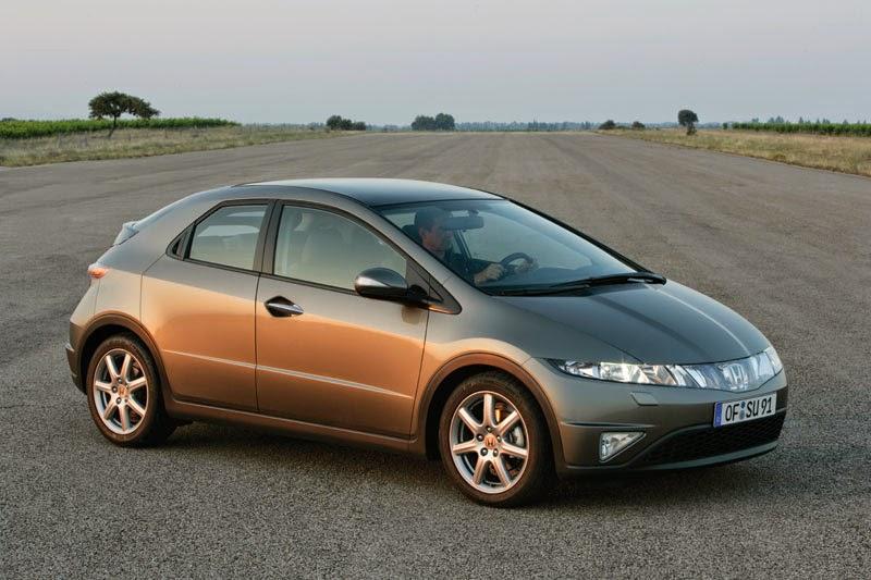 Przegląd Honda Civic Viii 2006 2011 Autobezsens