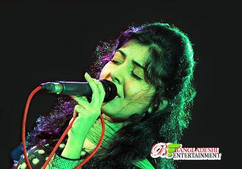 BD singer Porshi