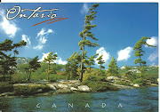 OntarioCanada. Thank you Pierre for this beautiful postcard with great . (karte )