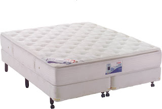 Cama Box Queen Ávila Flex