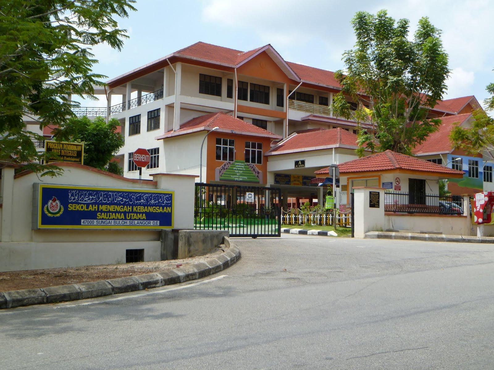 Sekolah Menengah Kebangsaan Saujana Utama Selamat Datang