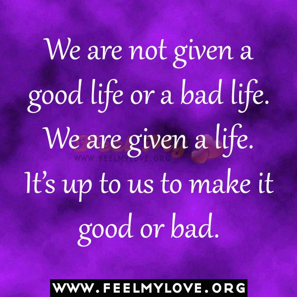 we life: