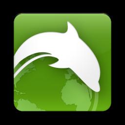 متصفح الدولفين للجالكسي والأندرويد Dolphin Browser For Galaxy andAndroid