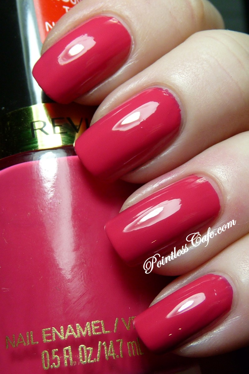 Thrifty Thursday! With Revlon | Pointless Cafe