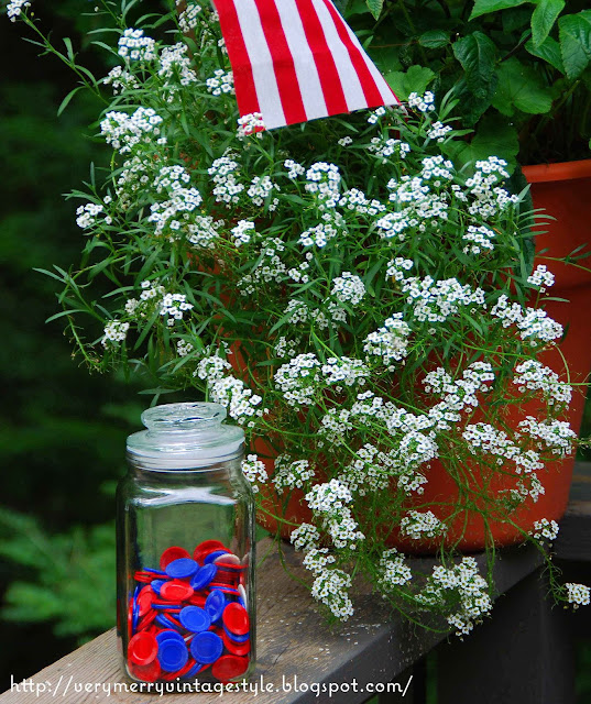 diy fourth of july decorations. diy fourth of july