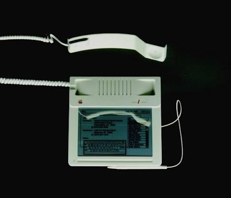 prototipe iphone pertama