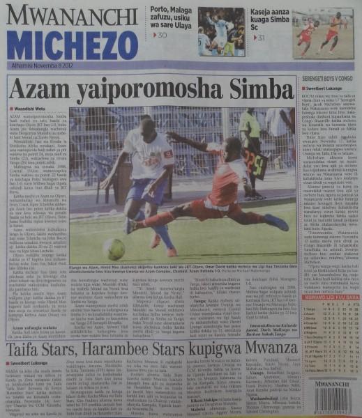 Mwananchi http://rashidijuma.blogspot.com/2012/11/magazeti-leo
