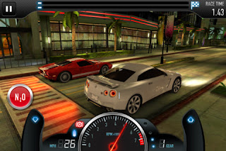 CSR Racing Free iPhone 4S App