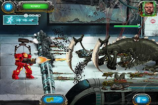 Soldier vs Aliens Premium Game for Android Full Version