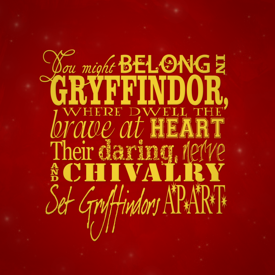 Gryffindor Motto
