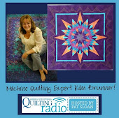 Check out my 7/25/11, 9/20/11, and 1/9/12 interviews on American Patchwork and Quilting Radio