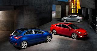 2013 Hyundai Elantra family