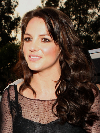 spears dark hair 2011 a p How To Get The Hottest Celebrity Hair This Season