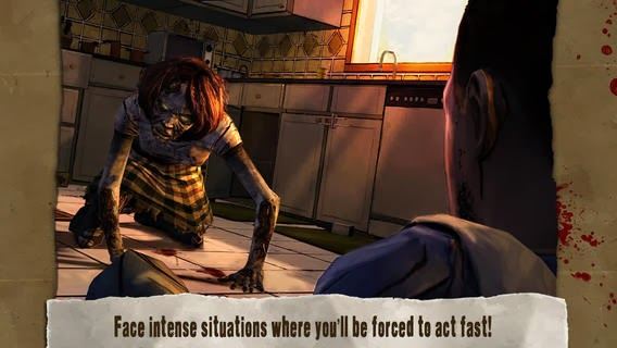 screenshot 2 Walking Dead The Game v1.5