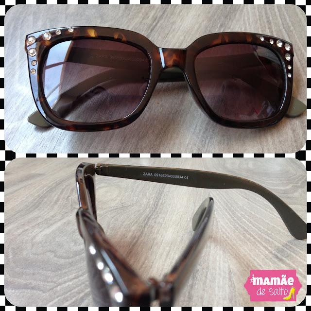 óculos de sol zara blog mamãe de salto ===> todos os direitos autorais reservados para blog Mamãe de Salto