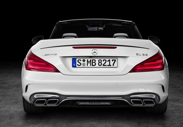 Mercedes Benz SL 2016