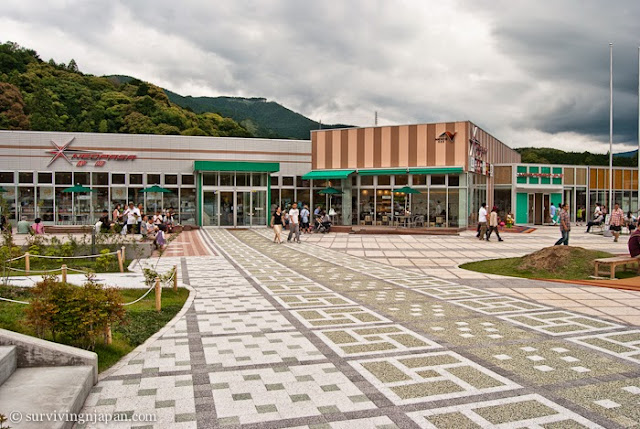 shin-tomei, expressway, Japan, service area