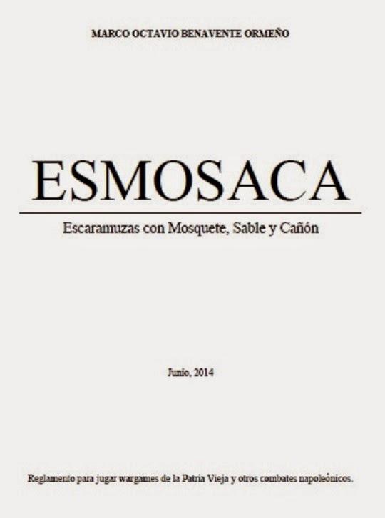 """""""ESMOSACA"""""""