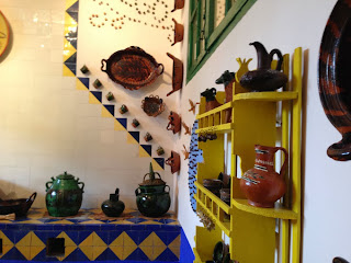 kitchen casa azul frida kahlo