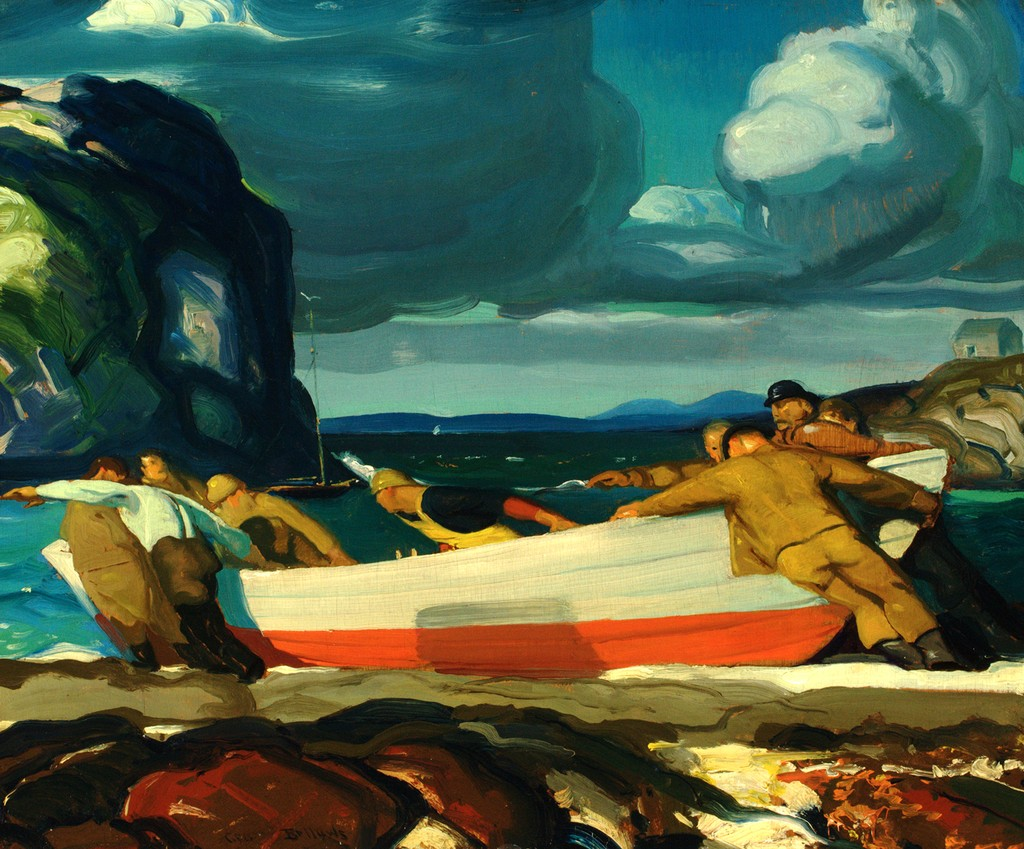Muddy Colors: Artist of the Month - Bellows
