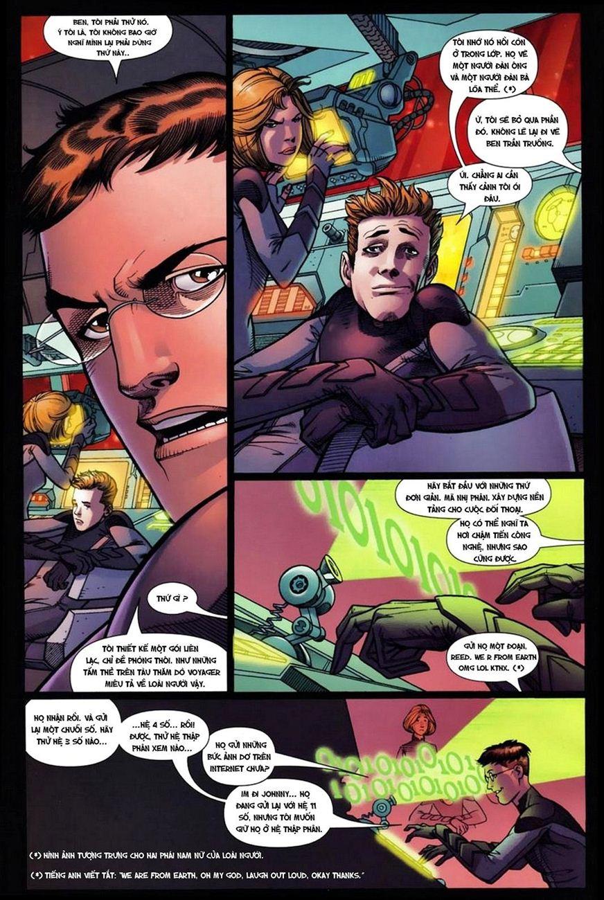 Ultimate Fantastic Four chap 15 - Trang 18