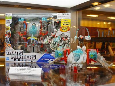 Transformers Prime  Star Hammer BOTCON 2012