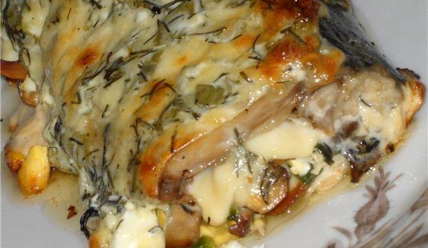 Сельдь с картошкой в фольге в духовке рецепт