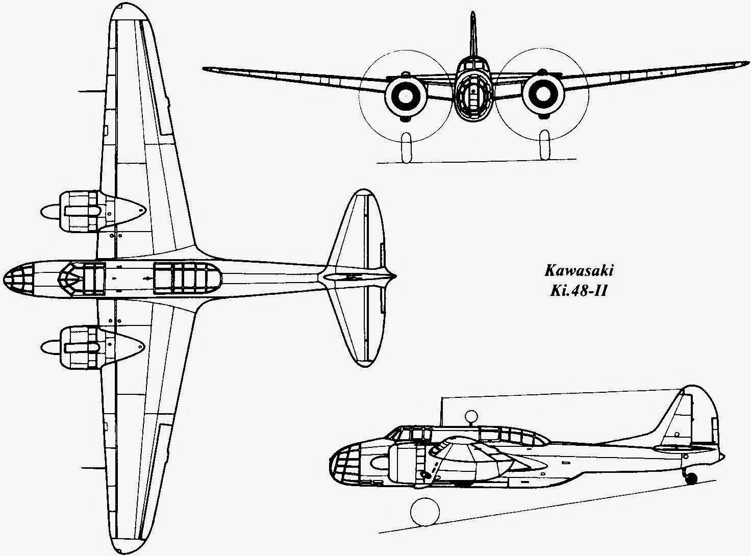 airplane scale modelkit  kawasaki ki