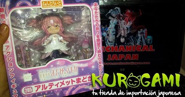 Ganador Concurso Kurogami y Ultimate Madoka