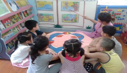Một số biện pháp giáo dục hành vi văn minh cho trẻ 5 – 6 tuổi