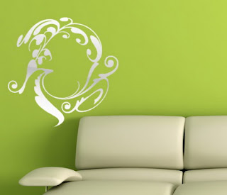 Amazing wall stickers for living room