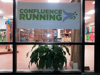 Confluence Running Store Front Binghamton New York