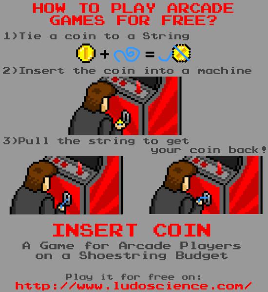 Técnicas para jugar partidas en recreativas arcade, ¿quién no las recuerda?