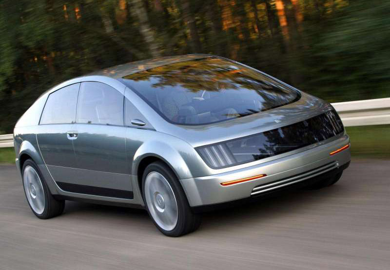 ... fuel cell cars. I really wish GM was actively working on developing the Hy-Wire towards a production vehicle. Sadly it appears that the program never ... & Daimler Ford Nissan team up to create low-cost fuel cell cars markmcfarlin.com