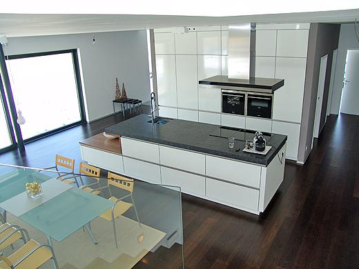 Musterhaus inneneinrichtung küche  Bautagebuch & Blog: Allkauf Haus: Einrichtungs-Impressionen