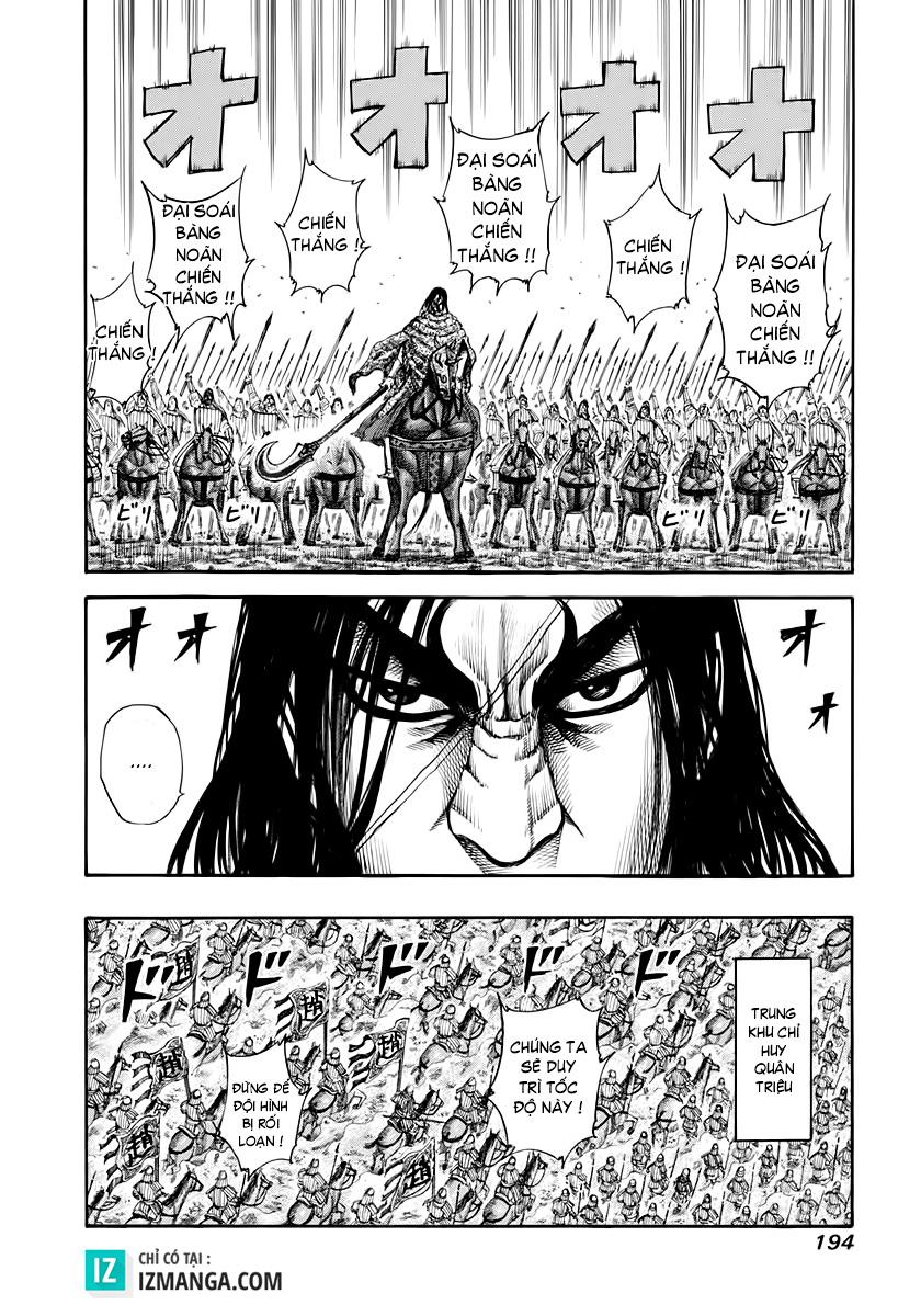 Kingdom - Vương Giả Thiên Hạ Chapter 162 page 7 - IZTruyenTranh.com