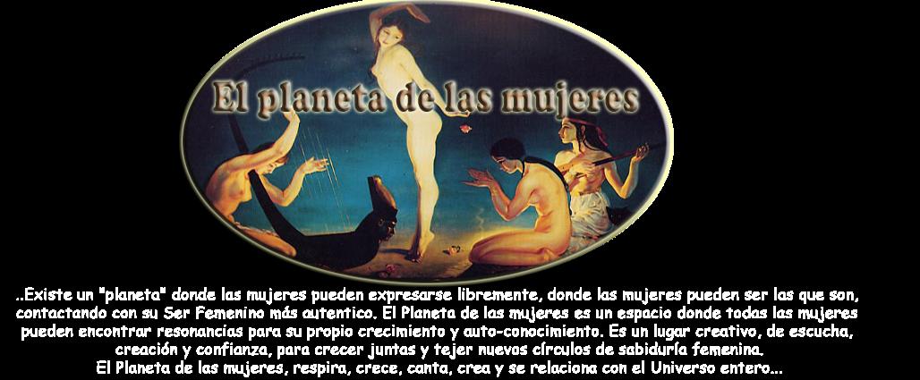 El Planeta de las mujeres