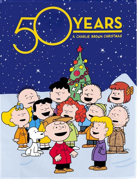 Jason's View from DC: A Charlie Brown Christmas Celebrates Its ...