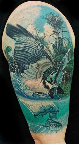 Wildlife Tattoo Ideas Sea Creature Tattoos