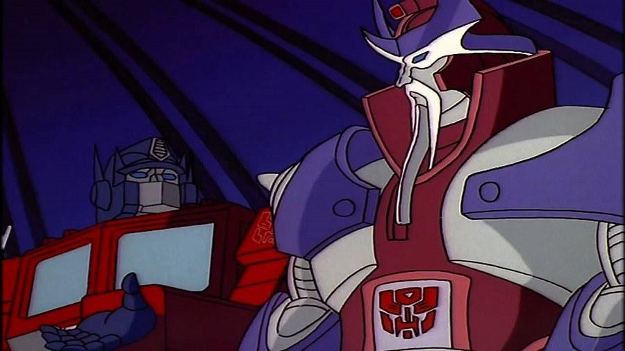 Transformers - Desenho Clássico 1987 Desenho 480p TVRip completo Torrent