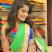 Anukruthi Glam pics in half saree-mini-thumb-1