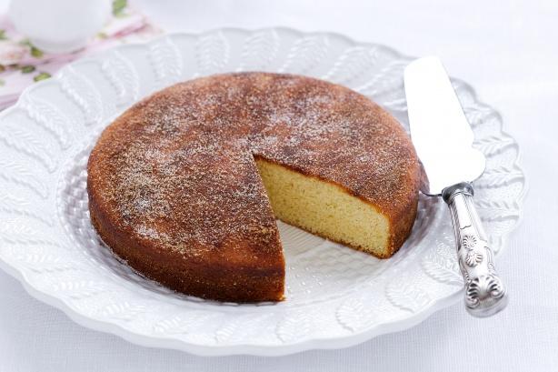 Basic Apple Cake Recipe
