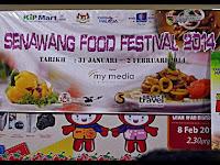 Senawang Food Festival 2014 Bersama Rock Kapak....!!!