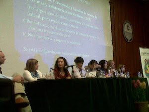 Maria Elena Naddeo expone en el Foro Temático Explotación sexual infantil  V Congreso Mundial Infan