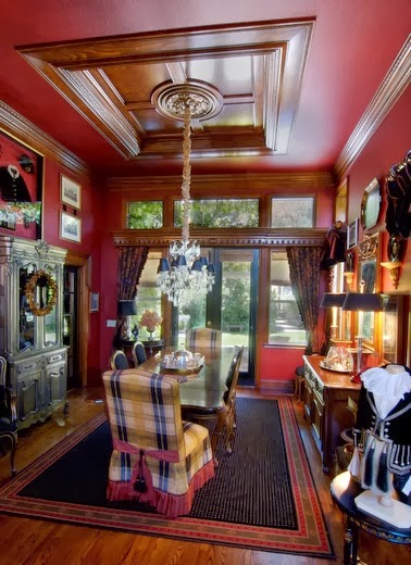 Eye for design plaid decorate menswear style - Timeless principles that you need to try out for your home decor ...