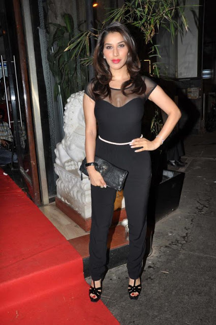 Sophie Chaudhary At Benaras Mediaworks Youtube Channel Launch