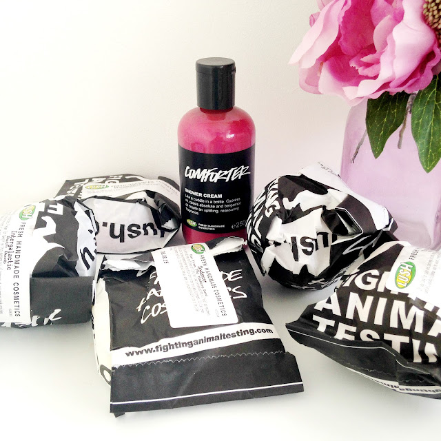 A Lush Haul and New Releases