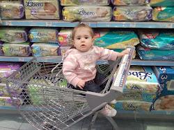 Bevásárlókocsiban